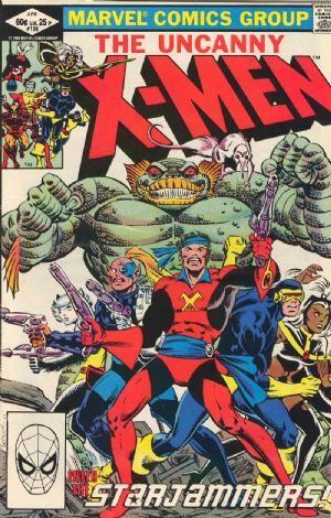Couverture de Uncanny X-Men (The) (Marvel comics - 1963) -156- Pursuit
