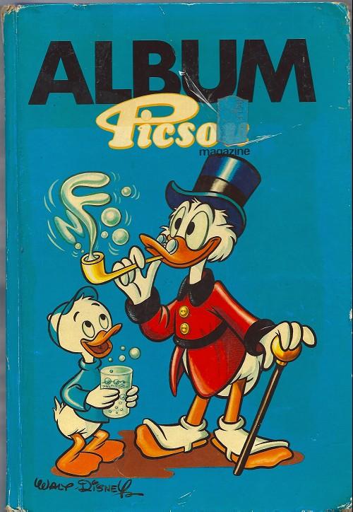 Couverture de Picsou Magazine -Rec Y- (1re série) recueil Y (n° 190, 191, 196, 197)