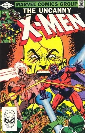 Couverture de Uncanny X-Men (The) (Marvel comics - 1963) -161- Gold rush