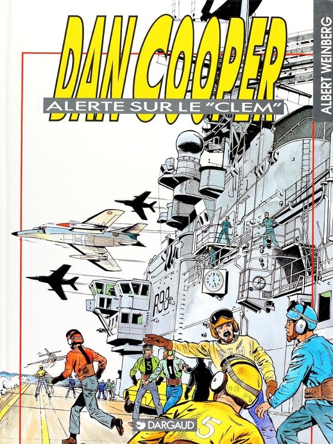 Couverture de Dan Cooper (Les aventures de) -40- Alerte sur le
