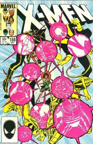 Couverture de Uncanny X-Men (The) (1963) -188- Legacy of the lost