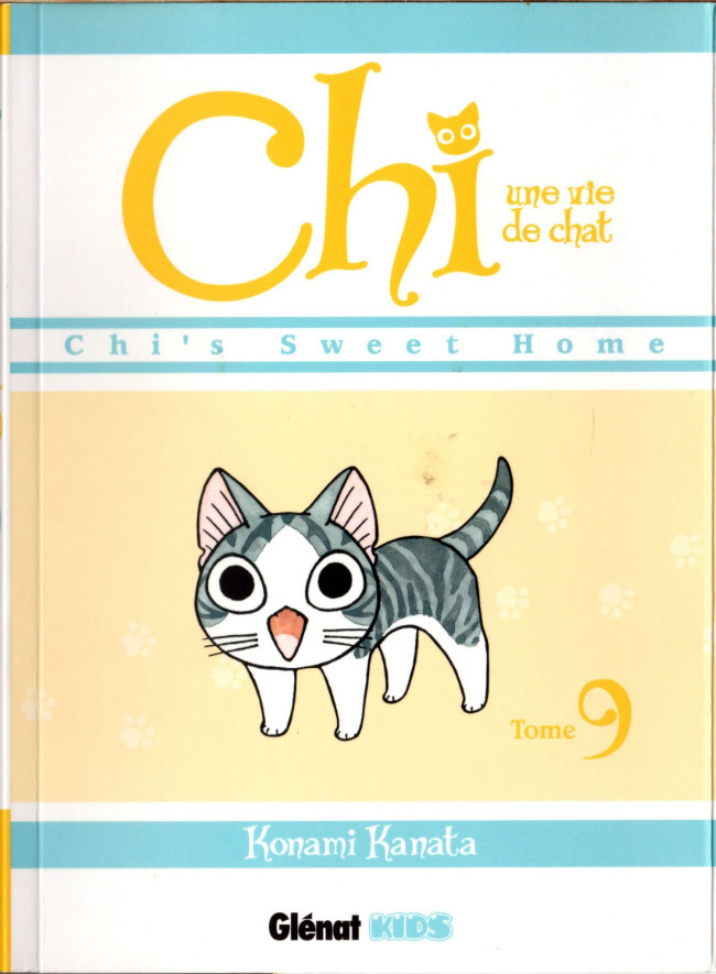 Couverture de Chi - Une vie de chat (format manga) -9- Tome 9