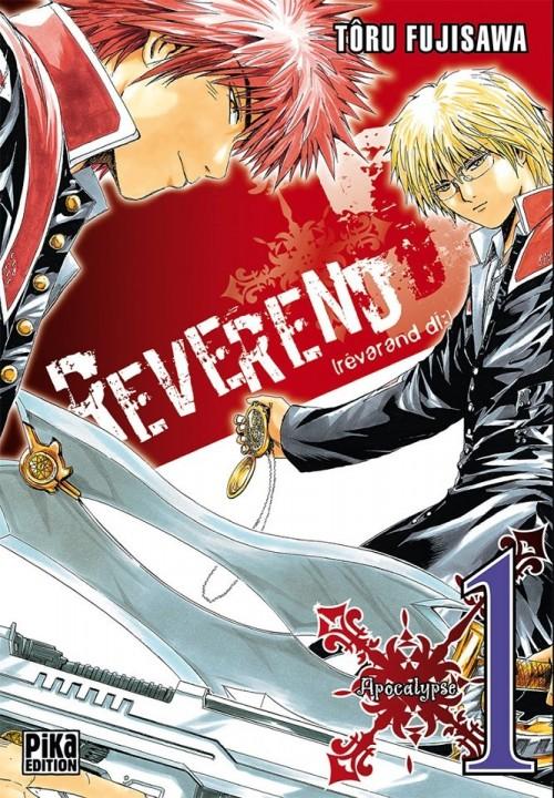 Couverture de Reverend D -1- Tome 1