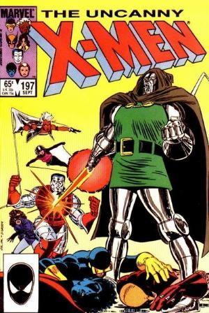 Couverture de Uncanny X-Men (The) (Marvel comics - 1963) -197- To save arcade