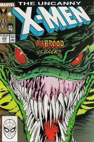 Couverture de Uncanny X-Men (The) (Marvel comics - 1963) -232- Earthall