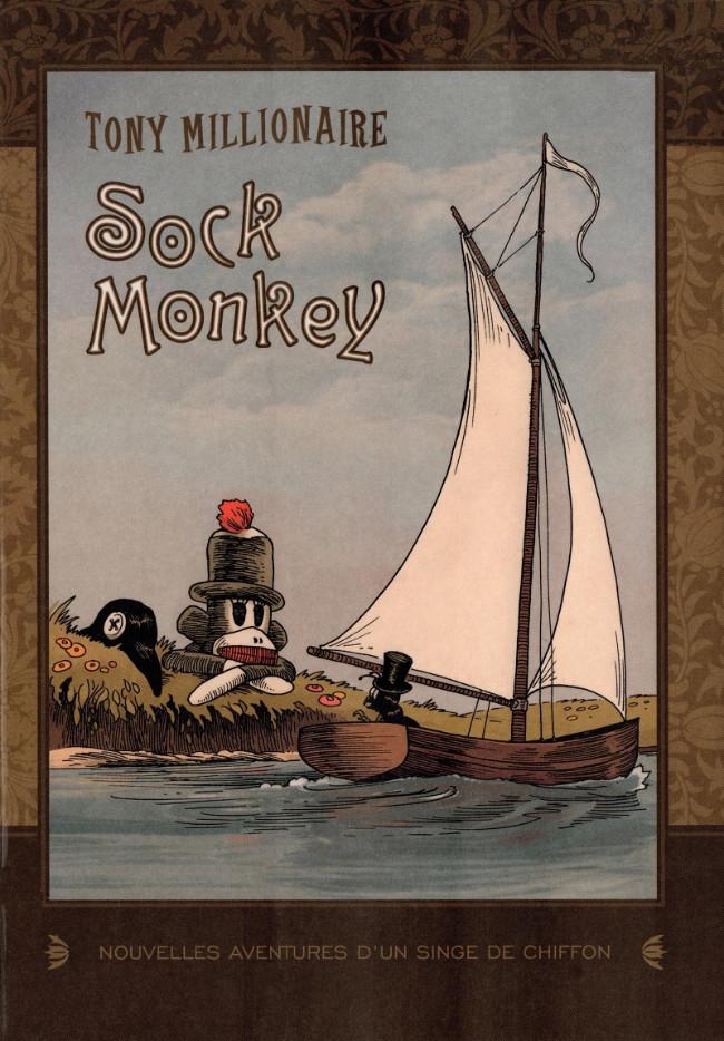 Sock Monkey - Tome 3 - Nouvelles aventures d'un singe de chiffon