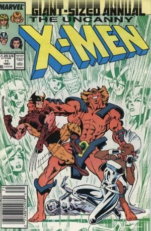 Couverture de Uncanny X-Men (The) (Marvel comics - 1963) -AN11- Lost in the funhouse