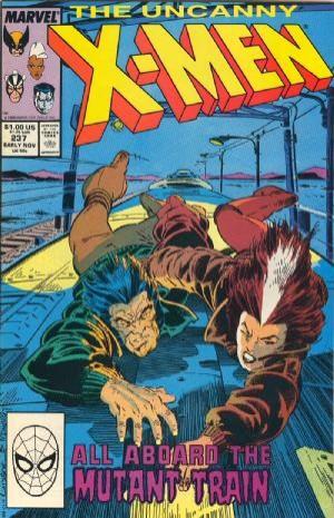Couverture de Uncanny X-Men (The) (Marvel comics - 1963) -237- Who's humans?