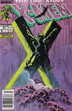 Couverture de Uncanny X-Men (The) (1963) -251- Fever dream