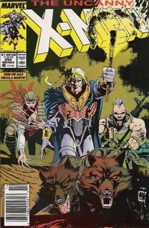 Couverture de Uncanny X-Men (The) (1963) -252- Where's Wolverine