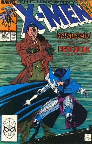Couverture de Uncanny X-Men (The) (Marvel comics - 1963) -256- The key that breaks the lock