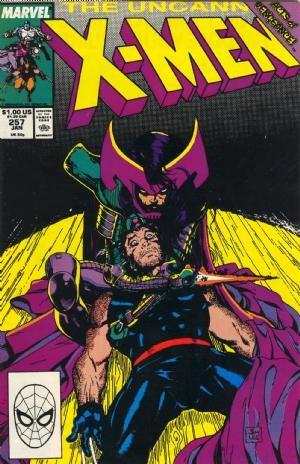 Couverture de Uncanny X-Men (The) (1963) -257- Lady Mandarin