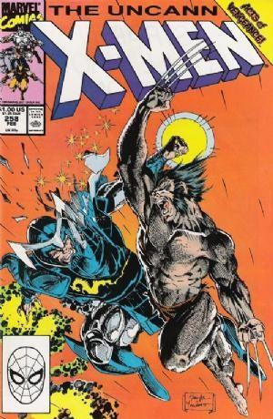 Couverture de Uncanny X-Men (The) (1963) -258- Broken chains