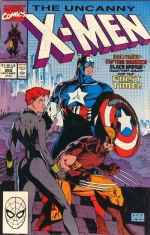 Couverture de Uncanny X-Men (The) (Marvel comics - 1963) -268- Madripoor knights