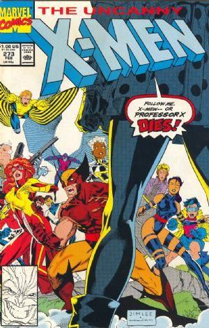 Couverture de Uncanny X-Men (The) (Marvel comics - 1963) -273- Too many mutants