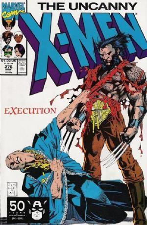 Couverture de Uncanny X-Men (The) (Marvel comics - 1963) -276- Double death