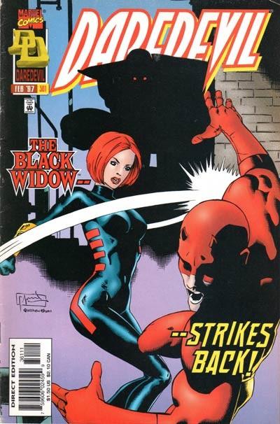 Couverture de Daredevil (1964) -361- ... unfinished business