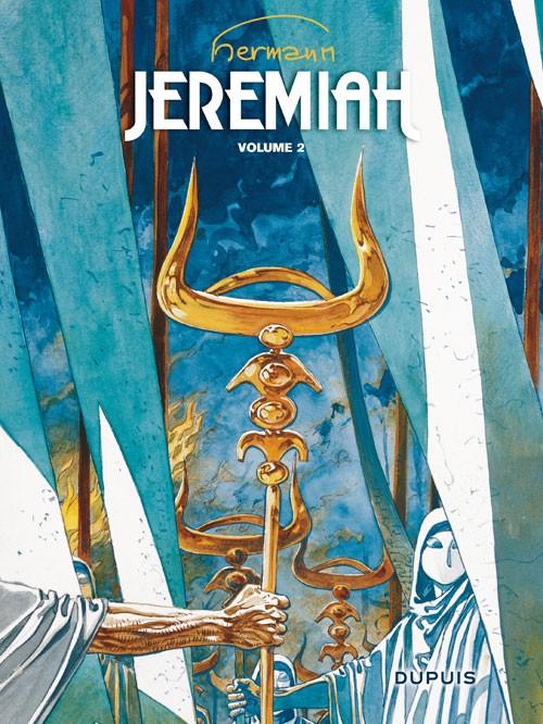 Couverture de Jeremiah (Intégrale-Magnum) -2- Volume 2