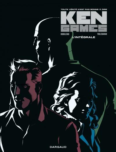 Couverture de Ken Games -INT- Intégrale