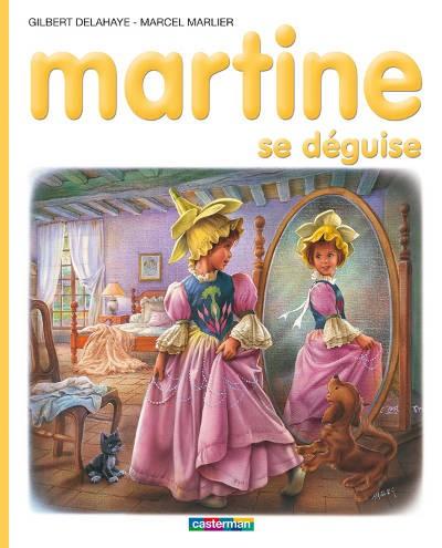 Couverture de Martine -43- Martine se déguise