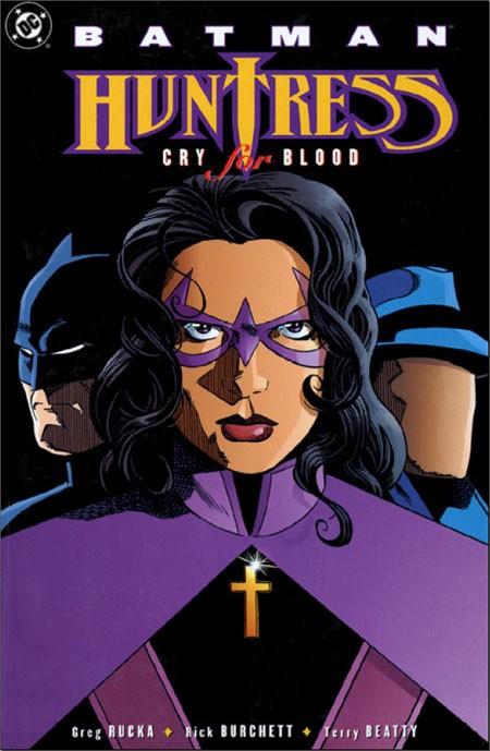 Couverture de Batman/Huntress: Cry for Blood (2000) -INT- Batman/Huntress: Cry for Blood