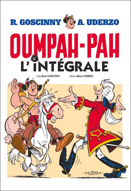 Couverture de Oumpah-Pah (France Loisirs) -INT- L'intégrale