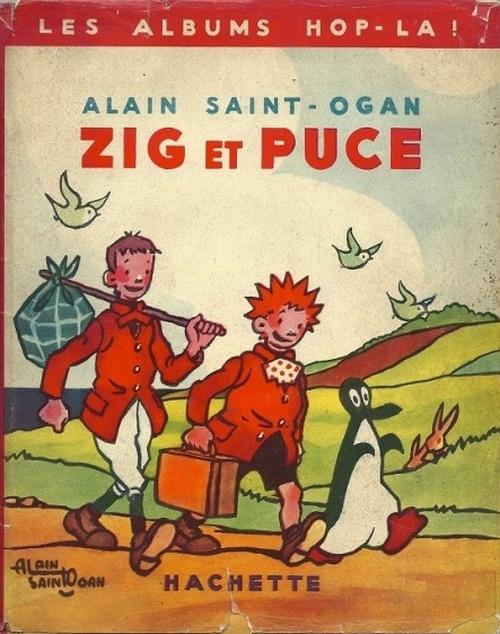 Couverture de Zig et Puce (Hachette) -HS2- Zig et Puce