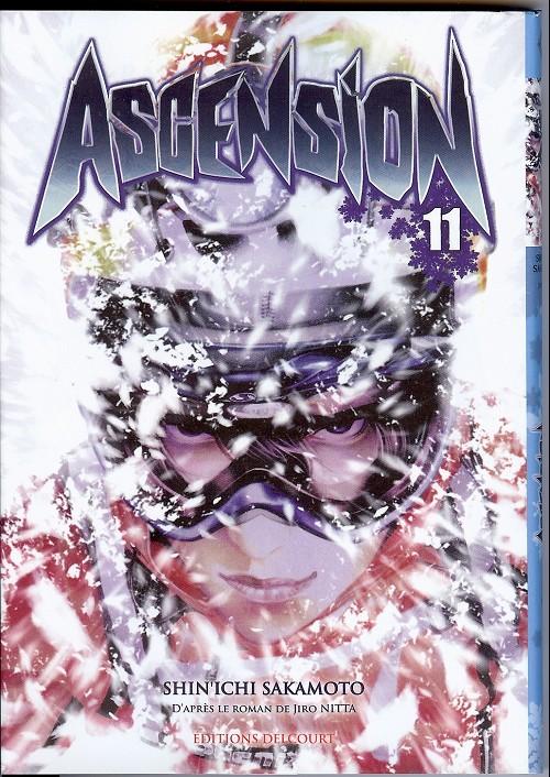 Couverture de Ascension (Sakamoto) -11- Tome 11