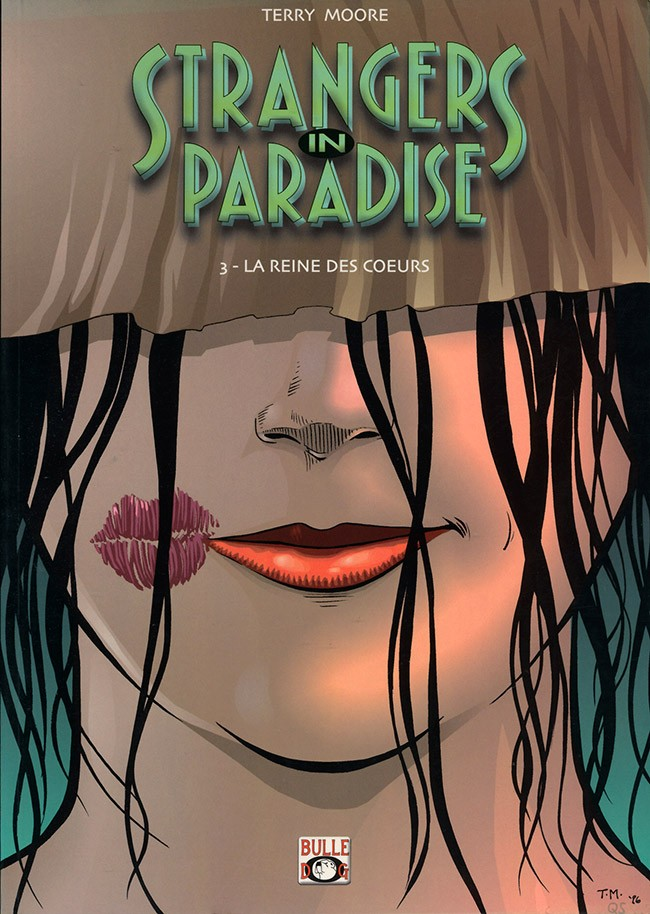 Strangers in Paradise Tomes 1 à 11 PDF
