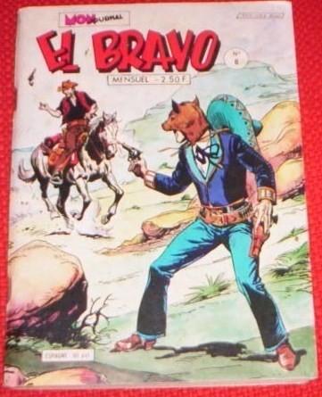 Couverture de El Bravo (Mon Journal) -8- Le troisième assassin