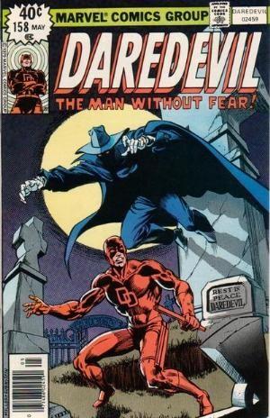 Couverture de Daredevil (1964) -158- A grave Mistake!