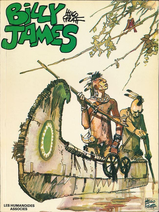 Couverture de Billy James - Tome 1