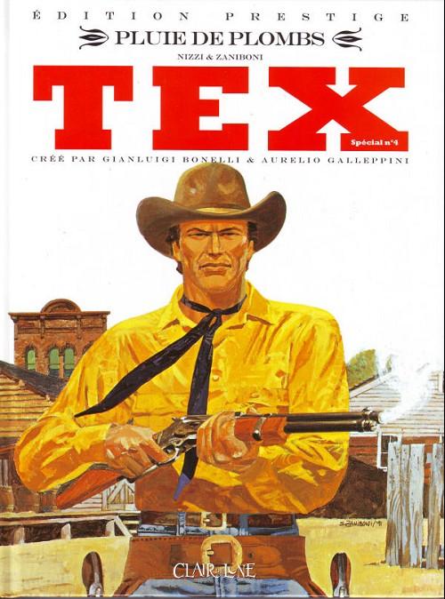 Couverture de Tex (Spécial) (Clair de Lune) -4- Pluie de plomb