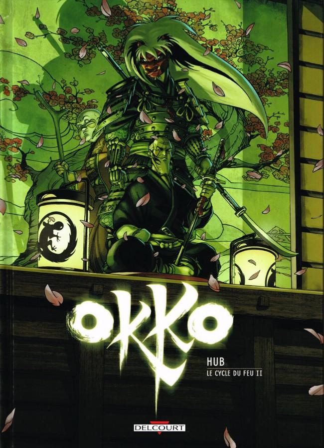 Couverture de Okko -8- Le cycle du feu II