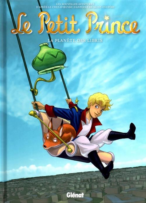 Couverture de Le petit Prince - Les Nouvelles Aventures -11- La Planète des Libris