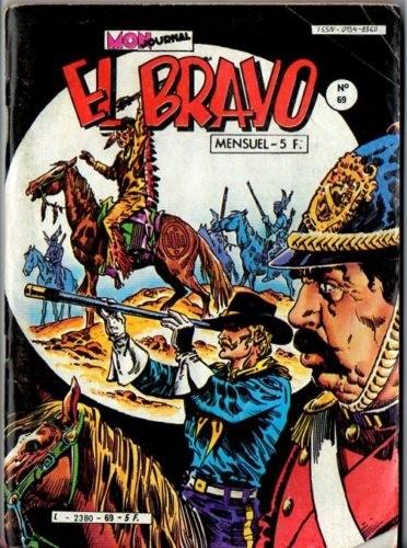 Couverture de El Bravo (Mon Journal) -69- Soldat de devoir