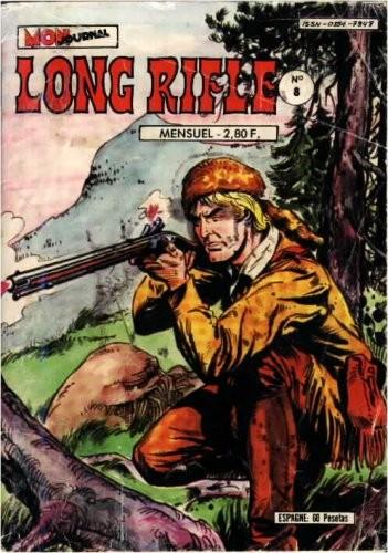 Couverture de Long Rifle -8- Long rifle 8