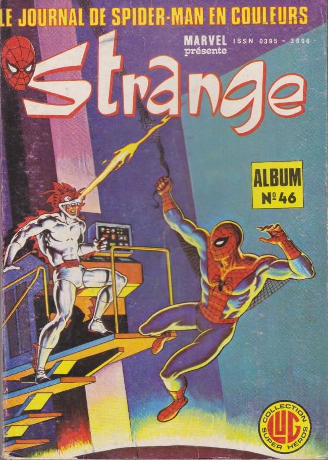 Couverture de Strange -Rec046- Album N°46 (du n°137 au n°139)