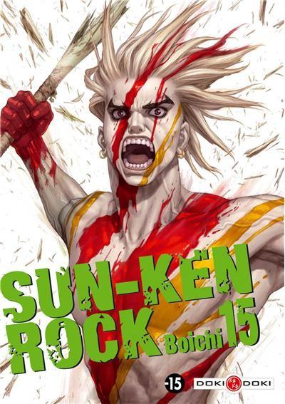 Couverture de Sun-Ken Rock -15- Tome 15