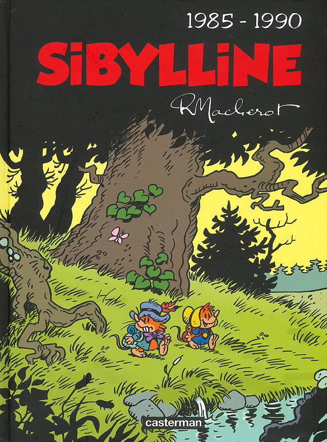 Couverture de Sibylline -INT5- 1985-1990