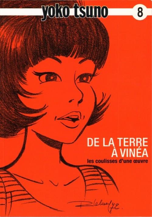 Couverture de Yoko Tsuno -8- De la Terre à Vinéa