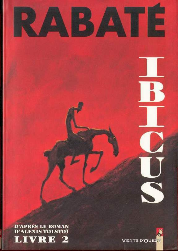 Couverture de Ibicus -2- Livre 2