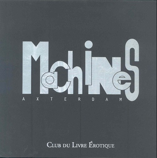 Couverture de Machines