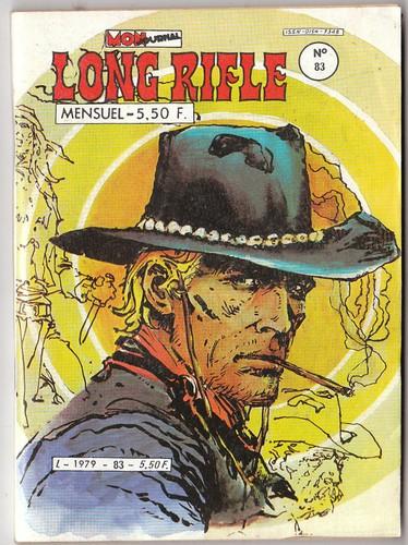 Couverture de Long Rifle -83- Les mensonges de Cora