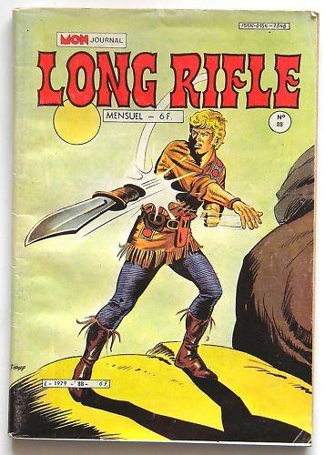 Couverture de Long Rifle -88- Doux ange