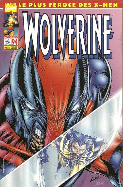 Couverture de Wolverine (Marvel France 1re série) (1997) -94- Wolverine 94