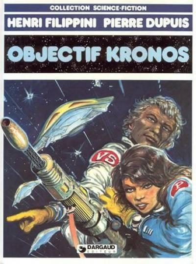 Couverture de Kronos (Filippini/Dupuis) -2- Objectif Kronos