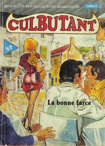 Couverture de Culbutant (Novel Press) -27- La bonne farce