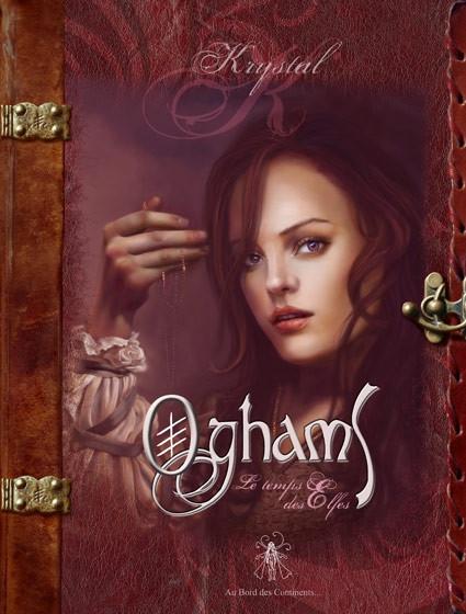 Couverture de Oghams -1- Le Temps des Elfes