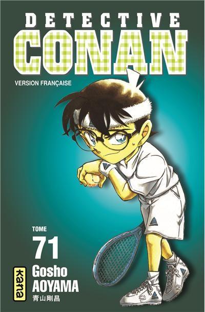 Couverture de Détective Conan -71- Tome 71